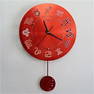 Autres Moderne/Contemporain Horloge murale,Autres Métal 42*50*7