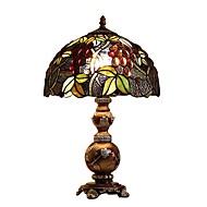 60W Tiffany Íróasztali lámpa , Funkció mert Szemvédelem , val vel Festmény Használat Ki/Be kapcsoló Kapcsoló