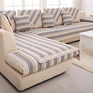 Grå Formtilpasset Overtrekk til sofa Stofftype slipcovere