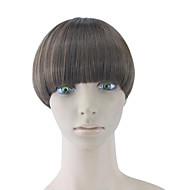 perwersyjne kręcone brązowe włosy ludzkie tka chignons 2009