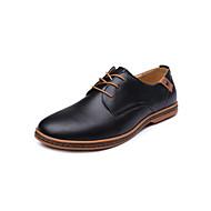 Men's Oxfords EU38-EU48 Office & Career/Party & Evening/Casual Fashion PU Leather Shoes