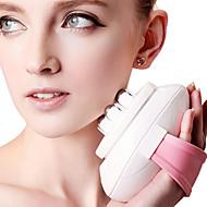 celé tělo / Obliček masážní pomůcka Elektrický / Čistící nástavec na obličej Vibrace Udělat tvář ředidla / Krása Nastavitelná dynamika