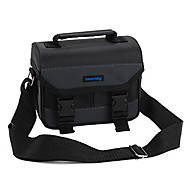 ismartdigi i103 Black Camera Bag for All DSLR and Mini DSLR DV Nikon Canon Sony Olympus