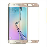 zxd 9h 3d koko kaareva näyttö suojelija karkaistua lasia elokuva Samsung Galaxy S6 reuna