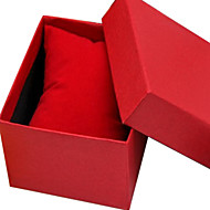 Watch and gift jewelry packing box