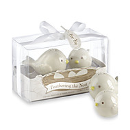Love Birds Salt and Pepper Shakers Kitchen Wedding Favors