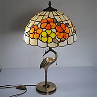 Skrivbordslampor-Traditionell/Klassisk / Tiffany / Nyhet-Ögonskydd-Metall