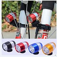 헤드램프 / 자전거 전조등 / 자전거 후미등 LED - 싸이클링 방수 CR2032 200 루멘 배터리 사이클링-조명