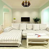 Overtrekk til sofa , Lin- og bomullsblanding Stofftype slipcovere