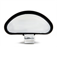 2 Pcs Car Vehicle Wide Angle View Blindspot Blind Spot Mirror
