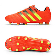 Men's Athletic Shoes Spring / Summer / Fall / Winter Comfort Rubber Gore Yellow / Green / Red / Black and Red Soccer