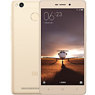 "Redmi 3S 5.0 "" MIUI טלפון חכם 4G (SIM כפול Octa Core 13 MP 3GB + 32 GB מוזהב / כסף)"