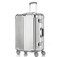 unisex kültéri fém-poggyász-kék / arany / piros / ezüst / fekete 24inch