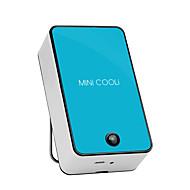 verdens første ankomst bærbare håndholdte usb mini kjølig vifte klimaanlegget apparater oppladbar tilfeldig farge