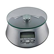 nøyaktighet 1g 5kg maksimal rekkevidde på elektronisk kjøkken skala bakeingredienser