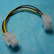 Motherboard CPU-Stromversorgung 4-Pin-Stromkabel 4-Pin-Verlängerungskabel 4p Verlängerungskabel