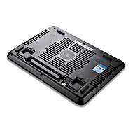 Profesionální mute 14 palců usb chladicí ventilátory pro notebook