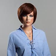 Short Human Hair Wigs For Women Elegant wig