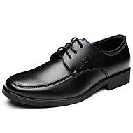 Men's Shoes Cowhide Wedding / Office & Career / Party & Evening / Casual Oxfords / Clogs & MulesWedding / Office &