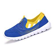 Za dječake / Za djevojčice Proljeće / Jesen Zaobljene cipele Til Ležerne prilike Ravna potpetica Drugo Plava / Zelena / Crvena