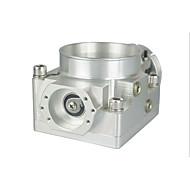 carro modificado para aumentar a ingestão de válvula de estrangulamento de ar válvula de diâmetro do acelerador 70 milímetros adequado