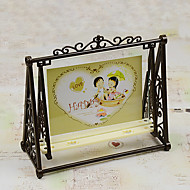 """7"""" Plastic Picture Frame for Home Decoration"""