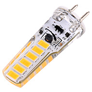 YWXLight® 4W GY6.35 LED Bi-pin Lights T 12 SMD 5730 300-400 lm Warm White / Cool White Waterproof (AC/DC 12-24V)