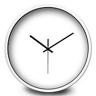 Модерн Прочее Настенные часы,Круглый Металл Применение Часы