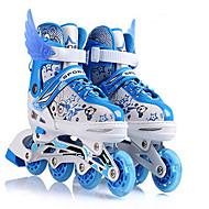 ユニセックス スケートシューズ 靴 オーダーメイド素材 ブルー / ピンク