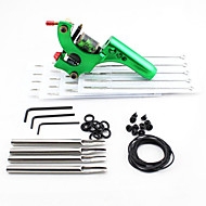 HOT Tattoo kit for electric motor Tattoo kits black Dragonfly motor machine black tattoo sets power supply