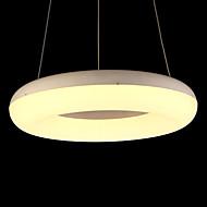 42W Luzes Pingente ,  Tradicional/Clássico Galvanizar Característica for LED MetalSala de Estar / Quarto / Sala de Jantar / Quarto de