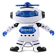 360 roterende kinderen elektronische wandelen dansen ruimte slim robot kids koelen astronaut model muziek licht speelgoed