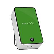 das weltweit erste Ankunft handgeführten usb Mini cool fan Klimageräte wiederaufladbar zufällige Farbe