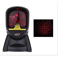 laser alustalla skanneri, viivakoodi skanneri, USB-liitäntä