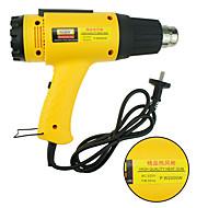rewin® Werkzeugqualität Wärme handarm Ausgangsleistung 2000W
