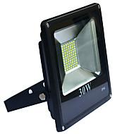 30W LED Flutlichter 2400-2800Lm lm Warmes Weiß / Kühles Weiß SMD 5730 Wasserdicht AC 220-240 V 1 Stücke