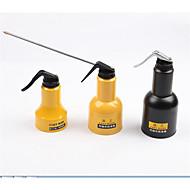 500ml Large Pumping High Pressure Oil Lubricating Oil Lubricator Pot Metal Bucket Easy Tools