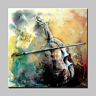 Oil Painting Modern Abstract Wall Art Picture Hand Painted Canvas With Stretched Frame Ready To Hang