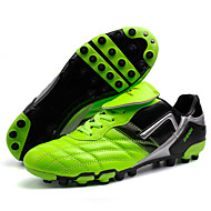 Men's Shoes Synthetic Athletic Shoes Soccer Lacing Blue / Yellow / Green / Red