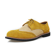 Men's Shoes Suede Wedding / Office & Career / Party & Evening / Casual Oxfords / Clogs & MulesWeddin