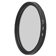 emoblitz 49 milímetros CPL lente filtro polarizador circular