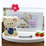 "7""Plastic Picture Frame for Home Decoration(Random Color)"