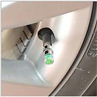 차 BMW / Audi 실버 밸브캡