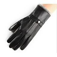 kvinnelig vinter saueskinn hansker kasjmir fortykket weatherization skinnhansker utendørs sykling motorsykkel hansker