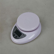 Household Kitchen Scale, Small Mini Baking Food Kitchen Electronic Scale