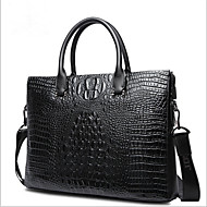 Men Other Leather Type Casual / Office & Career Tote