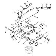 uso de veículo para fins especiais assento filtro 3820332 óleo do assento do filtro de óleo do assento do filtro de óleo do motor