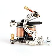 handgemaakte shader tattoo machine 10 coils gietijzer kunst aanbod