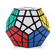 Shengshou® Magic Cube Megaminx Smooth Speed Cube Black Plastic Toys