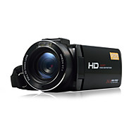 ordro® HDV-Z20 full hd 1080p& wi-fi 8mp resolução de imagem 24mp Sony sensor